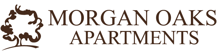 Morgan Oaks Apartments logo